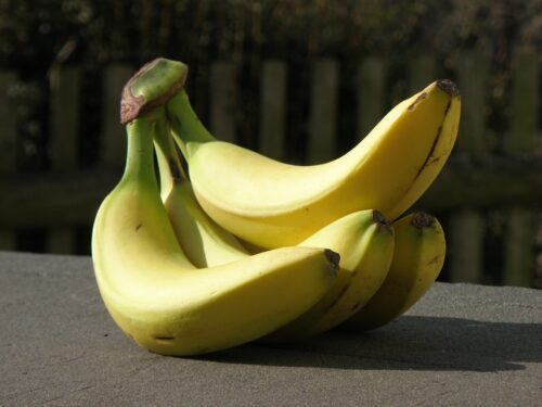Swędząca wysypka po zjedzeniu banana