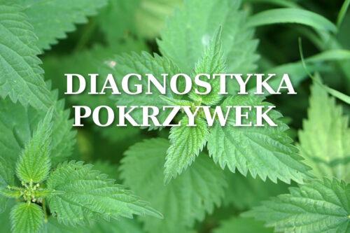 diagnostyka pokrzywek