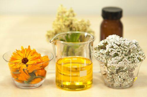 oleje w pielęgnacji skóry