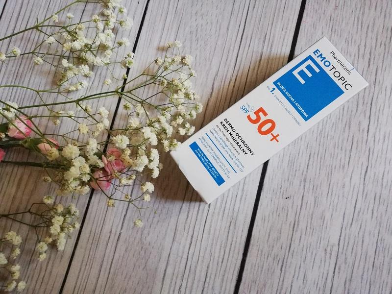Emotopic Dermo-ochronny krem mineralny SPF 50+